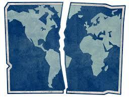 De wereld in 2 delen