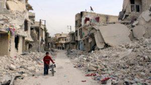 Oorlog in Syrie
