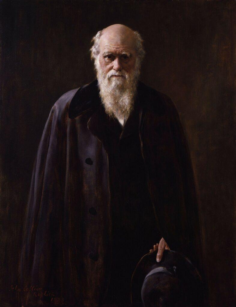 Evolutie Charles Darwin